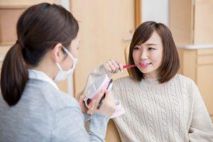 知覚過敏の時の歯みがきの注意点