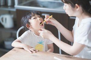 食べたら歯磨きを心がけましょう。